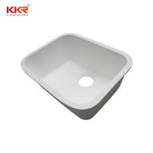 KKR Custom Size Solid Surface Kitchen Sink Basin