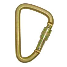 2450SG CE EN362 Stahl Gerüst Schraube Tor Sicherheit Karabiner
