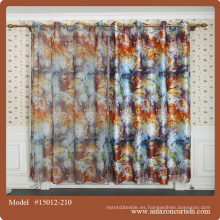 Material de la cortina de aluminio coloreado, diseño de la cortina, cortina la cortina