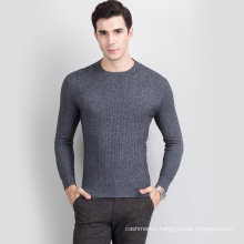 casual fashion anti-wrinkle computer knitting 12gg man sweater