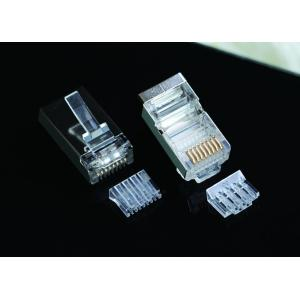 Cat 6 Shielded Cable Connector