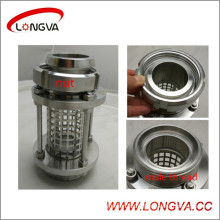 Stainless Steel Male Thread Inline Sight Glass