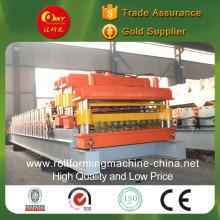 Doppelschicht-Kaltdruck-Fliesenmaschine für verglaste und schwalbenschwanzplatten