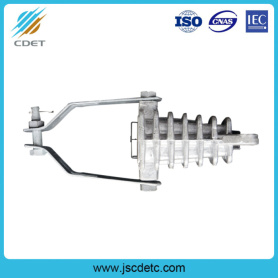 Insulated Wedge Strain Tension Clamp Dead End Clamp