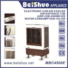 200W 40L Electronic Car / House / Industry Air Cooler avec télécommande