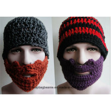 Promotion Man Winter Beard Hat