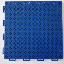PP Basketball flooring outdoor modular interlocking tiles
