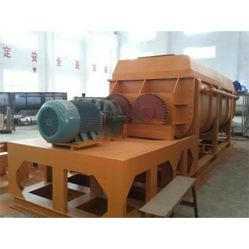 Electroplating sludge drying machine