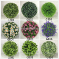 Artificial Grass Ball For Decoration