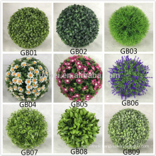 Artificial Grass Ball For Decoration