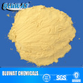 Coagulant poly sulfate de fer pour le traitement de l'eau qui coule