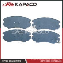 Conjunto de almofadas de freio para BUICK CHEVROLET GMC SAAB D1421 13237753