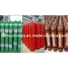 40L Oxygen Acetylene Cylinders/Tanks/Bottles
