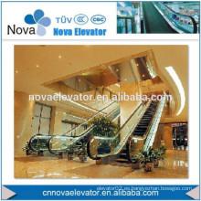 Escalera mecánica para el centro comercial