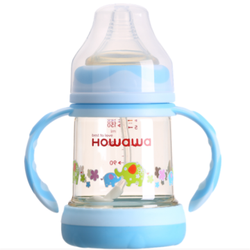 Anti-Colic Baby Milk Feeding Bottle PPSU