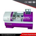 cnc oficina mecânica da china CK6150A torno cnc