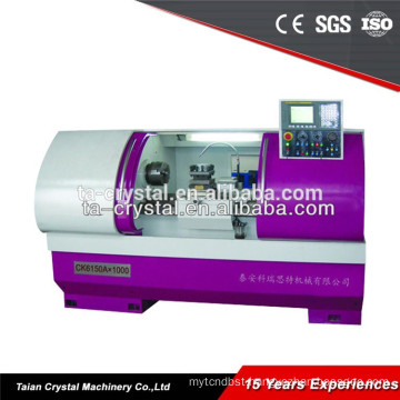 Heavy duty metal with live tooling CK6150A cnc lathe machine price