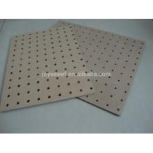 Plain mdf peg board