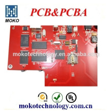 GPS Tracker Pcba whith Chip SIM 908 PCBA manufacture