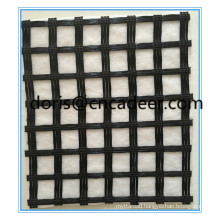 Fiberglass Geogrids Composite with Geotextile (50kn geogrid with 150g geotextile)