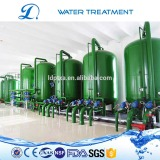 1000m3/h water treatment ion exchange resin column