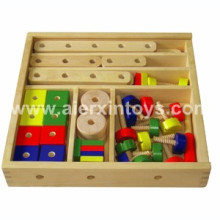 Wooden Construction Toll Toy in Box (81411)