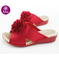 Pansy Comfort Shoes Super Light And Antibacterial Silk Material Indoor Slippers