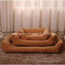 Hiver chauffé de haute qualité lit de chien