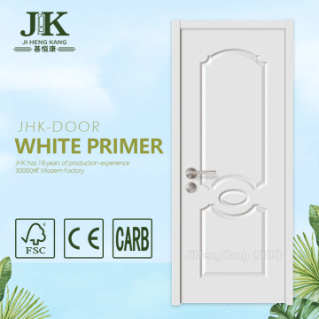 JHK-007 White Wood Doors Interior White Interior Doors For Sale White Doors