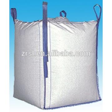 Sacos grandes tecidos plásticos para o uso do produto comestível