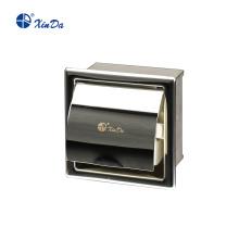 Built-in paper roll Dispenser for toilet