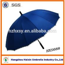 27 '' * 8K Windproof Werbe Golf Regenschirm