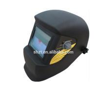Casque de soudure Auto obscurcissement auto bon marché avec masque facial filtrant