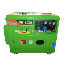 portable type 50-300A welding generator