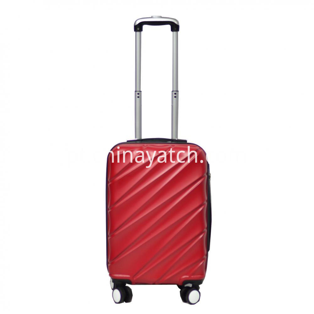 Double Row Wheels Trolley Case