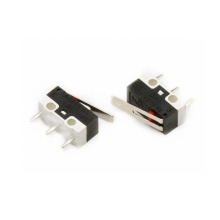 Short Lead Time for Button Micro Switch MSW-22 Electrical Door Mini Micro Switch supply to Ecuador Factory