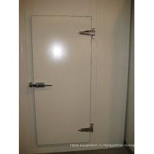 Холодильная дверь с морозильной камерой