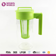 Cadeau promotionnel Borosilicate French Press Glass Tea Maker