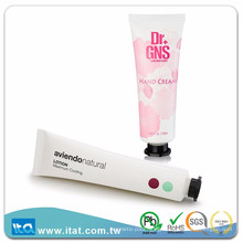 new design oem toothpaste inflatable silk screen printing packaging