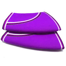 Wholesale Anti-slip  Brace Private Label Support Sleeve Compression Colorful Elbow Protector