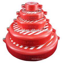 industrial polypropylene gate valve cover