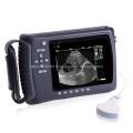 Machine vétérinaire d'ultrason portative de scanner animal