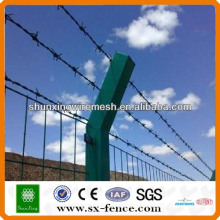 PVC coated Barbed Wire for Fence