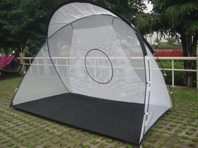 Indoor Golf--Inflatable Golf Practice net