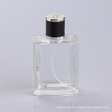 Tested Large Factory 100ml Cologne Glass Bottle Perfume Bottle