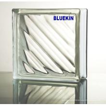 alta qualidade decorativa 12 * 12 bloco de vidro