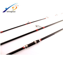 SFR083 Wholesale fishing tackle pure carbon fishing rod surf casting
