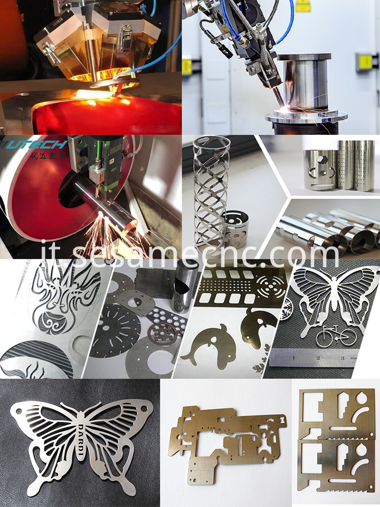 3000w fiber laser cutting machine from China