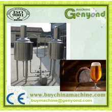 Complete High Efficient Beer Processing Line