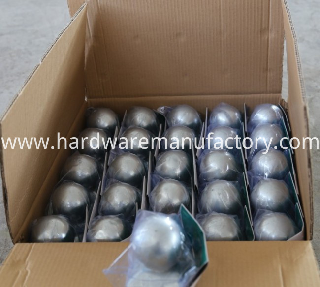 Ball Fence Post Cap Packing
